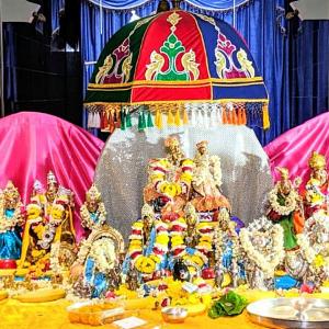 Ritual Pran Prathistha of Idols