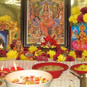 Shodashopachara Puja