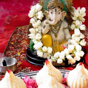 Ganesh Puja for Health of Children