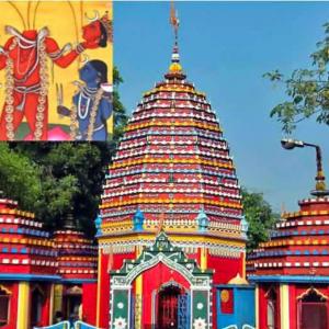 Chinnamastika Devi Puja at Ramnagar Temple Varanasi
