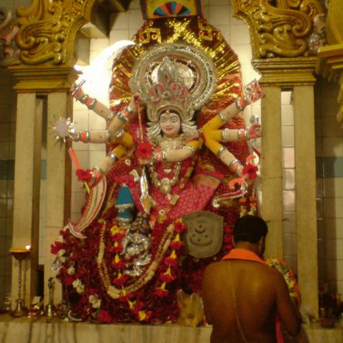 Durga Pooja at Durga Mata mandir