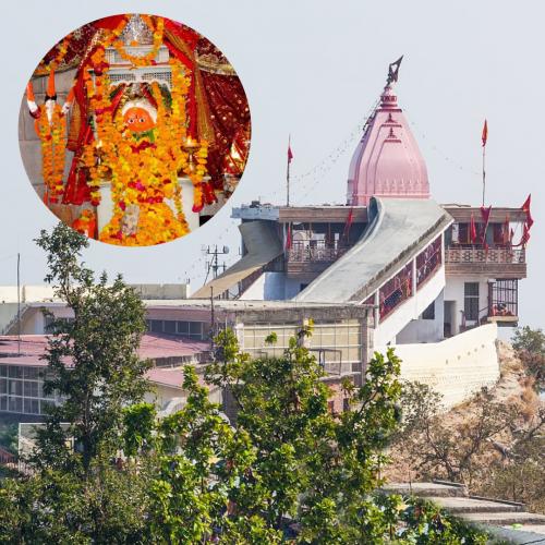 Puja at Mansa Devi Haridwar