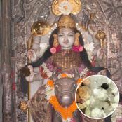 Mumbadevi Temple Prasadam Mumbai