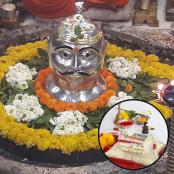 Trayambakeshwar Temple prasadam