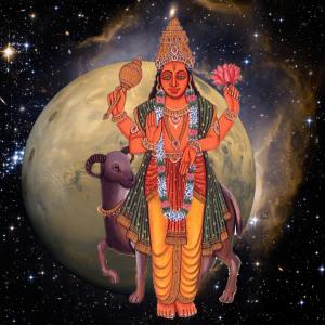 Mangal - Mars - Grah Puja Mantra Japa and Yagna