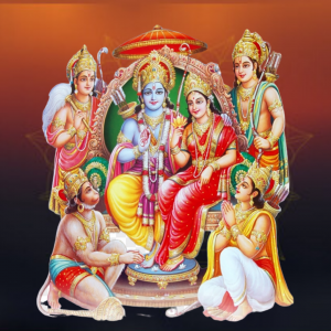 Ram Darbar Puja and Yajna - 11000 Chants