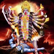 Kaali Puja and Yagna