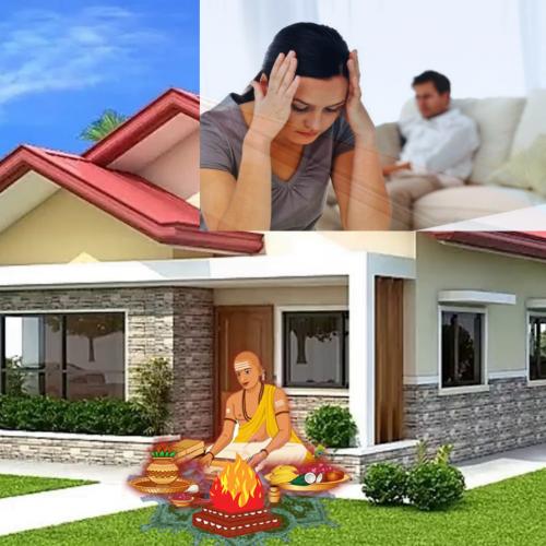 Greh Klesh Nivaran Puja (Puja for harmony in house)