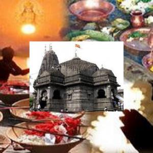 Mahalaya Shraadh Puja at Trimbakeshwar Temple