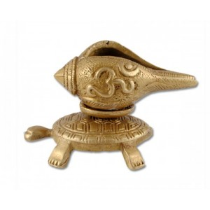 Brass Shankh (Conch)