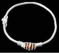1 Mukhi Rudraksha Java Bracelet 11mm