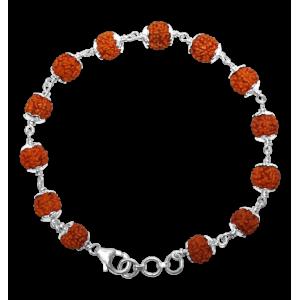 Rudraksha Bracelet -7mm Beads