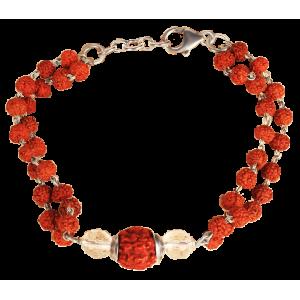 5 Mukhi Rudraksha Divinity Bracelet