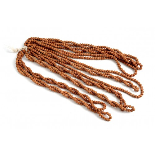 Rudraksha mala - Set of 9 - 4mm