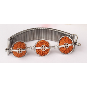 Peace Power And Protection Bracelet - Java Large