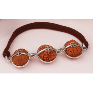 Peace Power And Protection Bracelet - Java Small