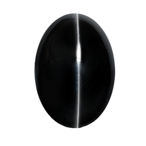 Black Cats Eye - 5 - 6 carats