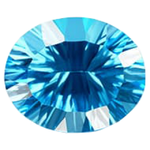 Blue Topaz - 8.60 carats