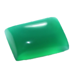 Green Jade - 7.50 Carats