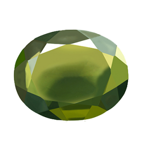 Green Tourmaline - 20 Carats