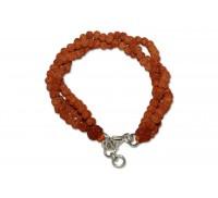 Divine 5 Mukhi Rudraksha Bracelets